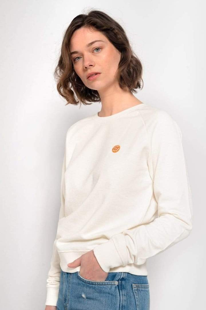 Ruby Sweater Off White