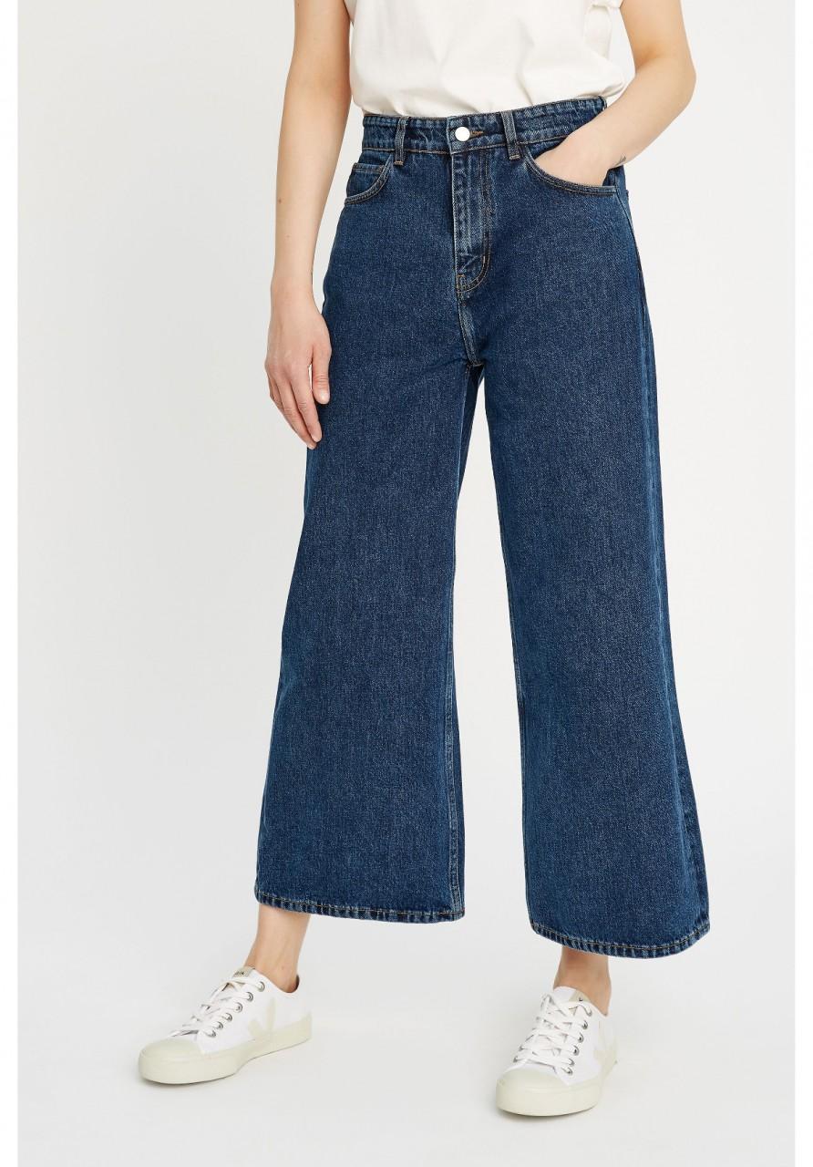 Ariel Wide Leg Jeans