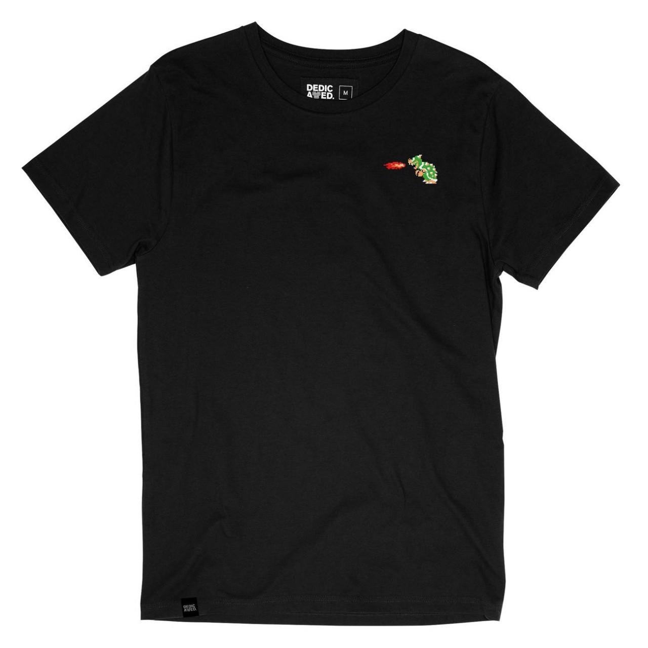 T-shirt Stockholm Bowser Black
