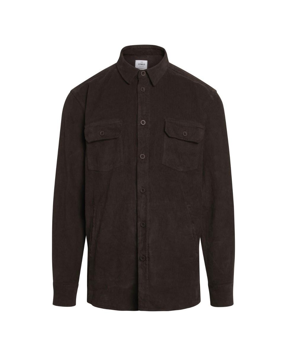 Svend corduroy jacket Earth