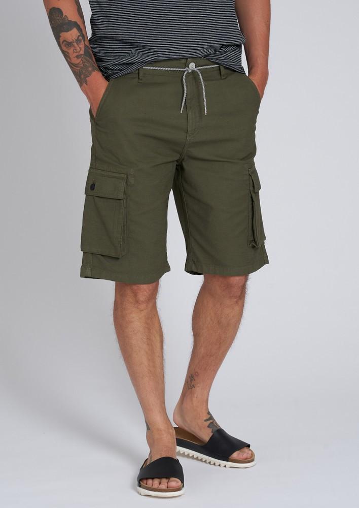 Cargo Shorts dark olive