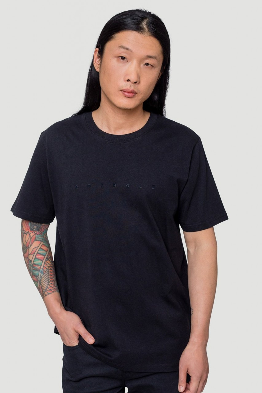 SPACING T-Shirt Black