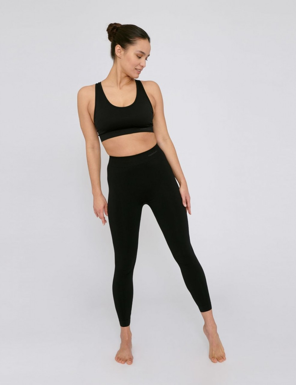 Active Leggings Black