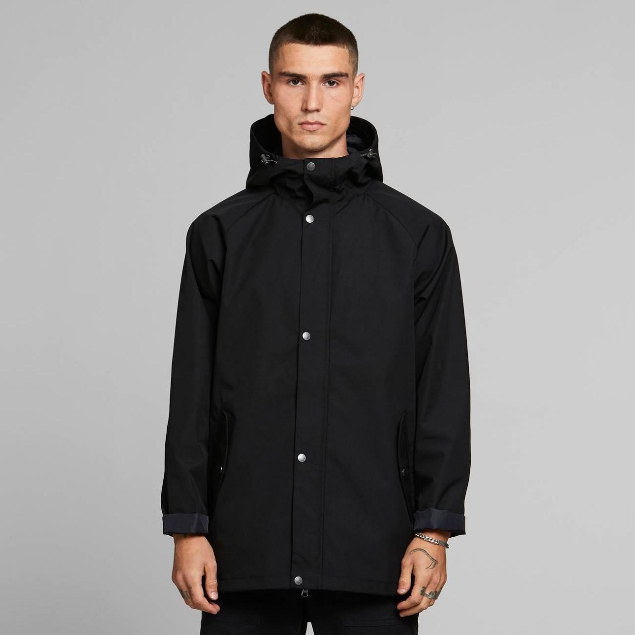 Jacket Hoddevik Black