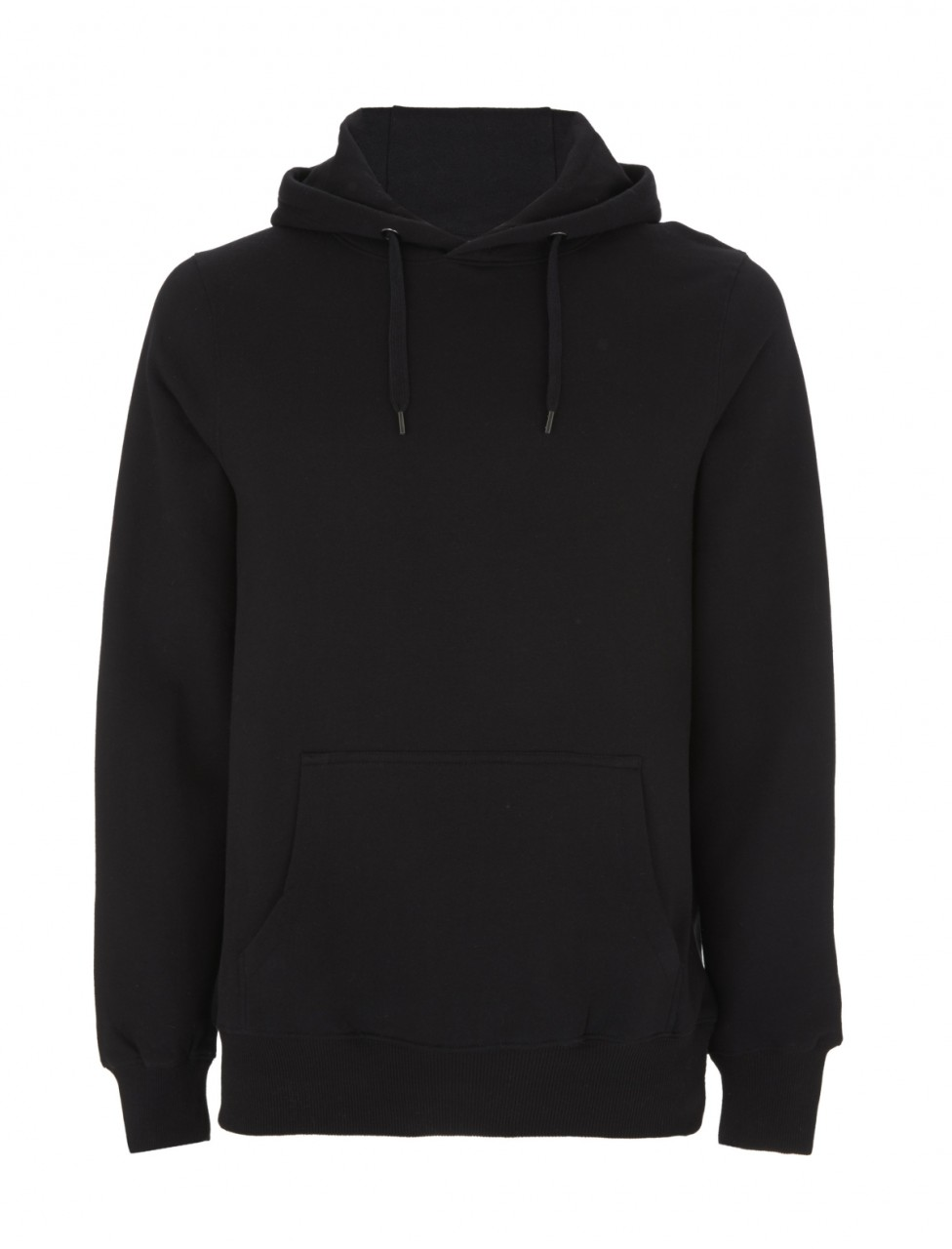 Earth Positive Unisex Pullover Hood black