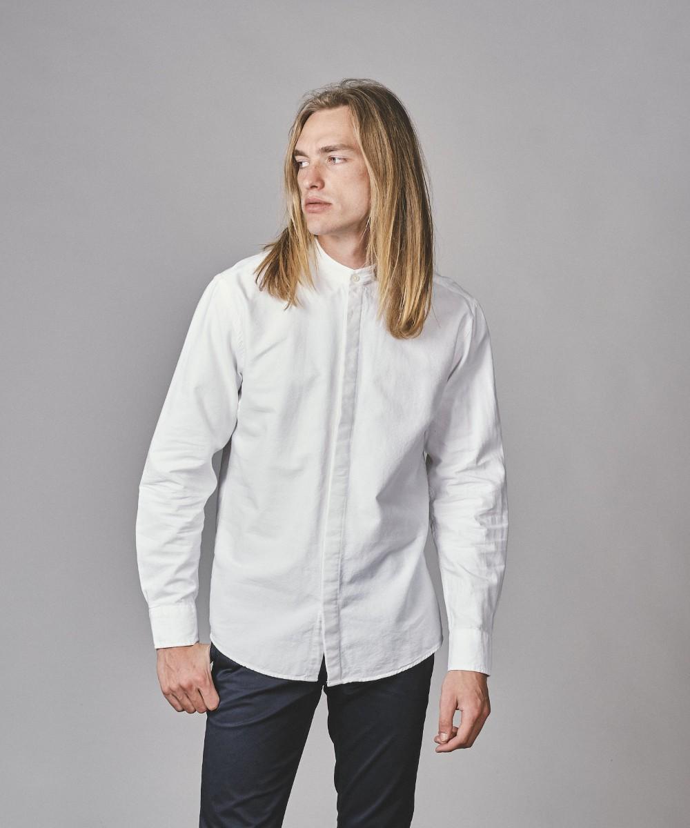 Simon shirt White