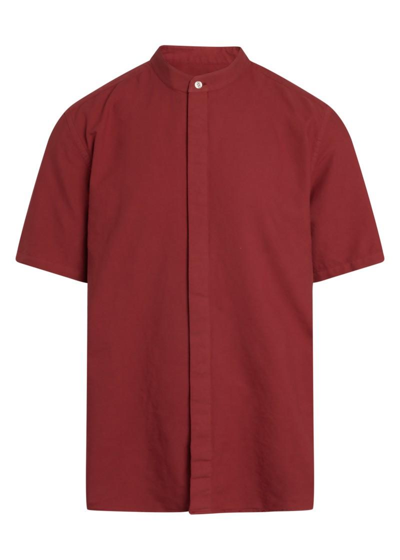 Max shirt Clay red