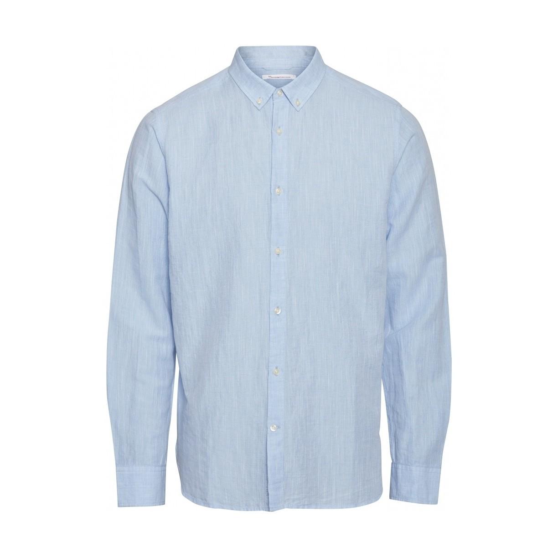 LARCH LS linen shirt Skyway