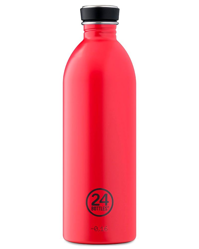 Urban Bottle Hot Red 1L