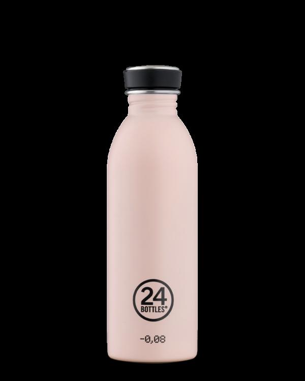 Urban Bottle Stone Dusty Pink 0,5L