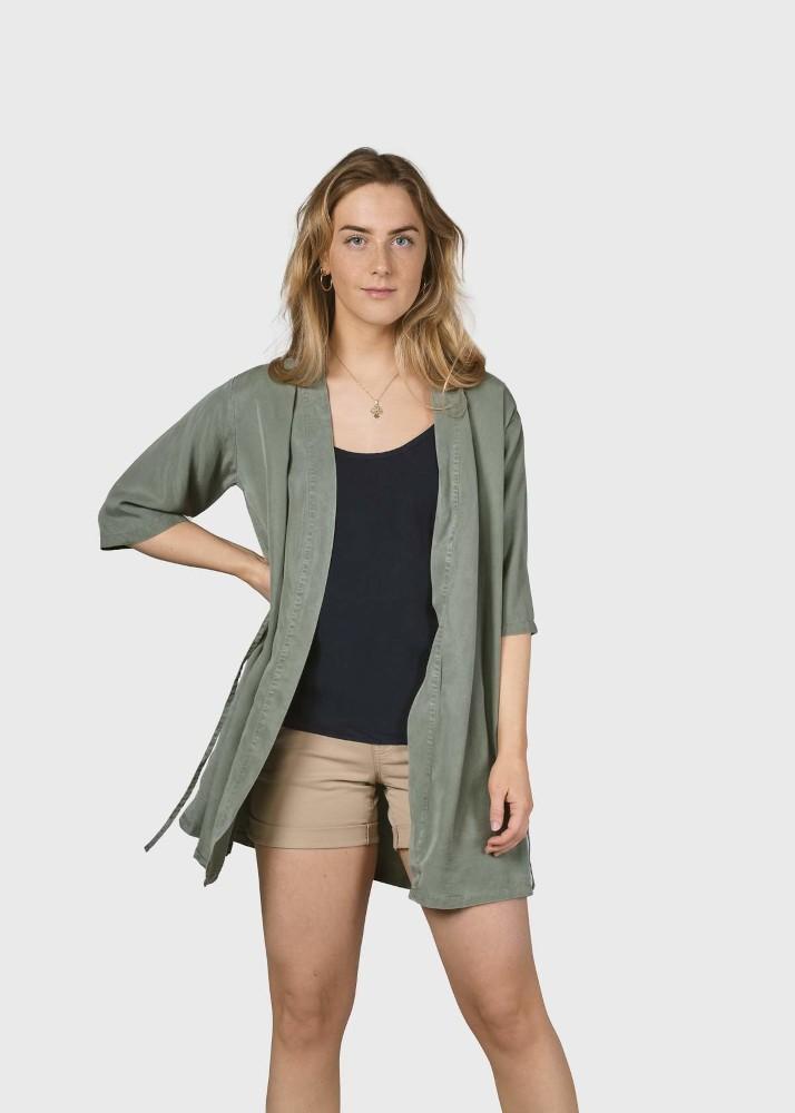 Hannelore kimono Pale green