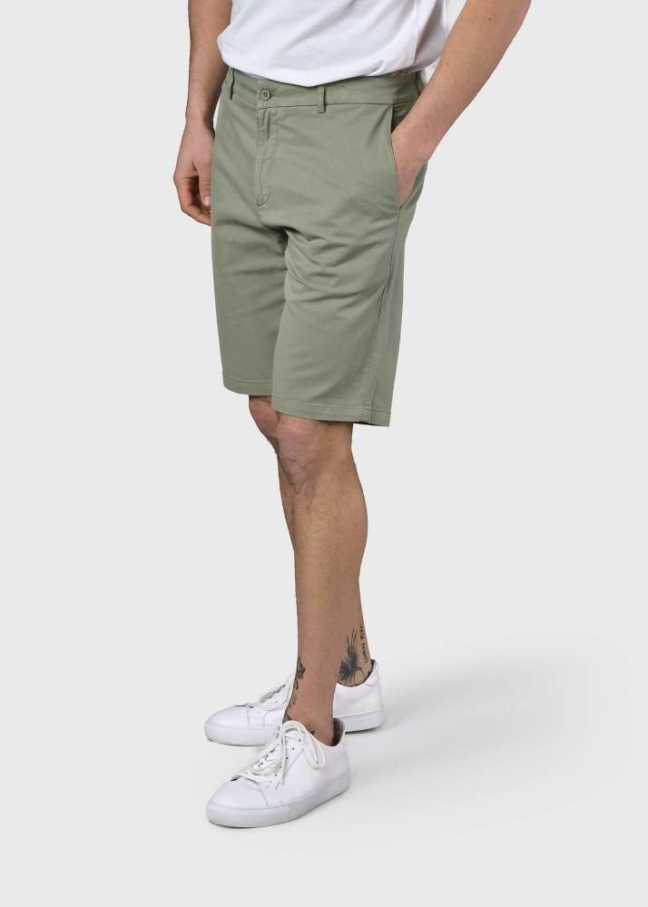 Magnus shorts Pale green