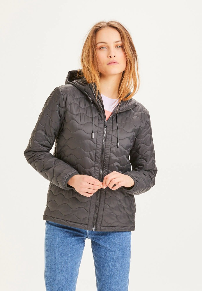 Eco Active Thermore quilted Jacket Phantom
