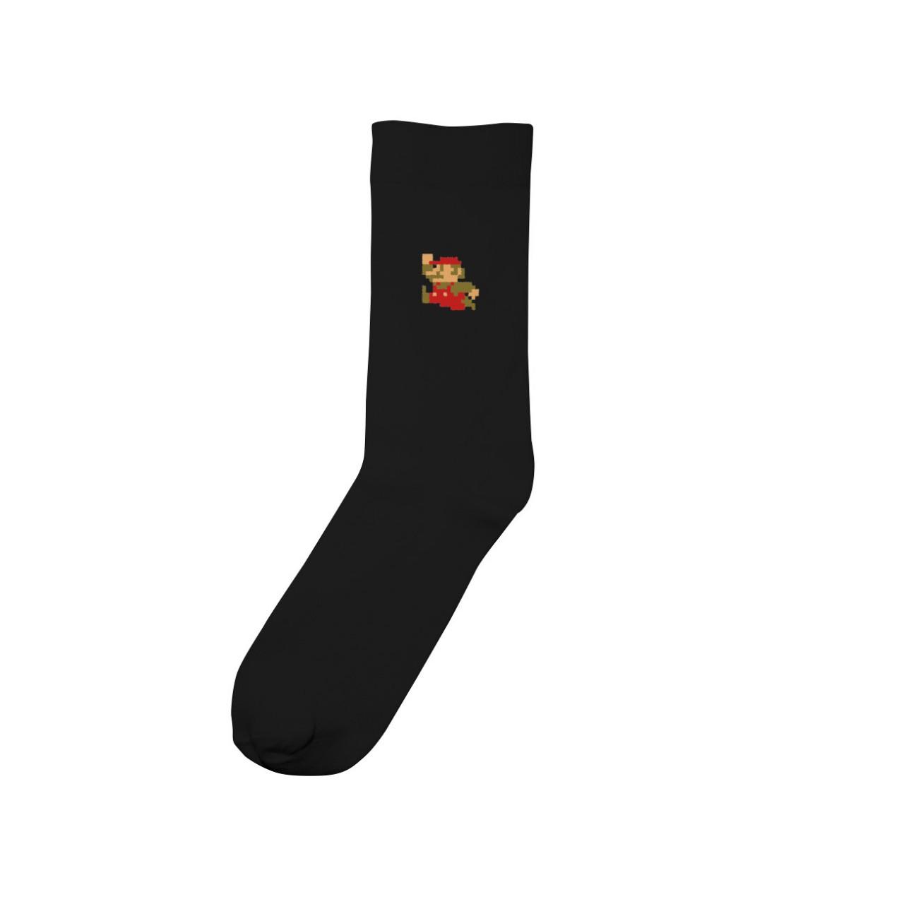 Socks Sigtuna Super Mario Black