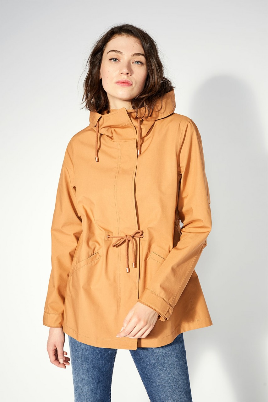 Jacket Lismore Short cinnamon