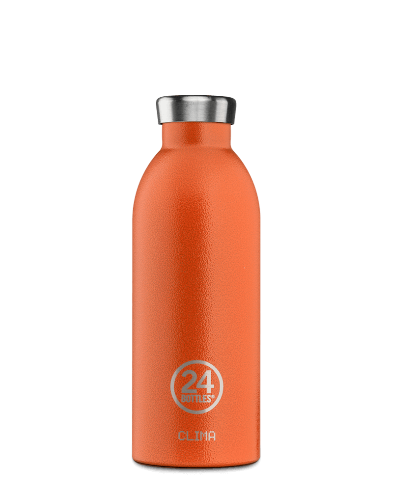 Clima Thermosflasche Sunset Orange 0,5L