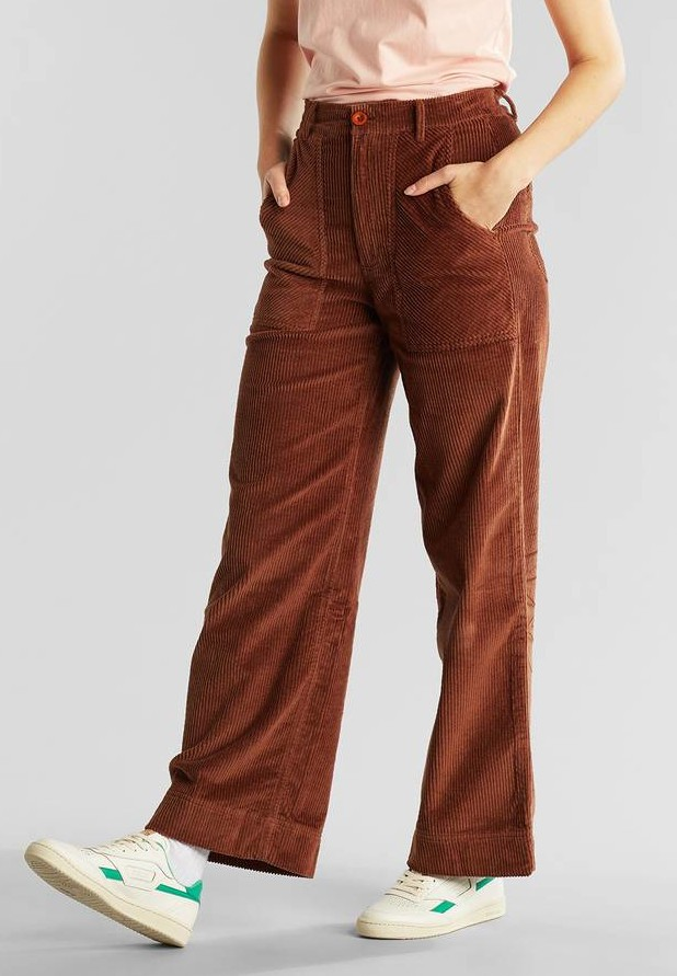 Workwear Pants Vara Corduroy Brown