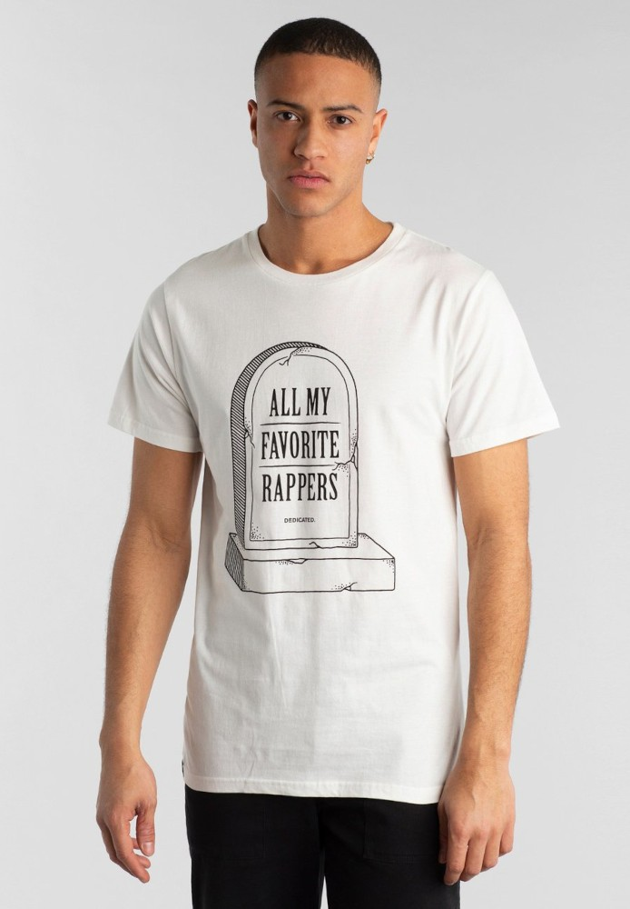 T-shirt Stockholm Favorite Rappers Off-White