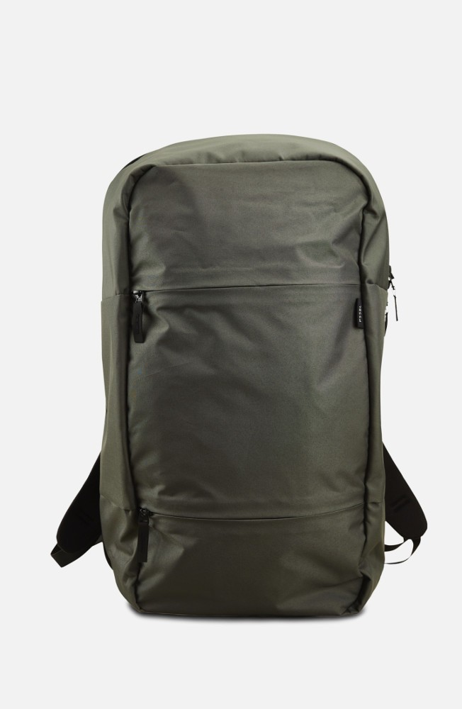 Day Pack dusty black/yellow
