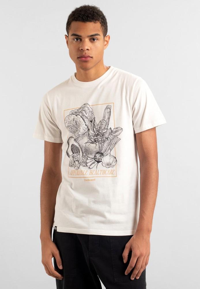 T-shirt Stockholm Affordable Healthcare Off-White