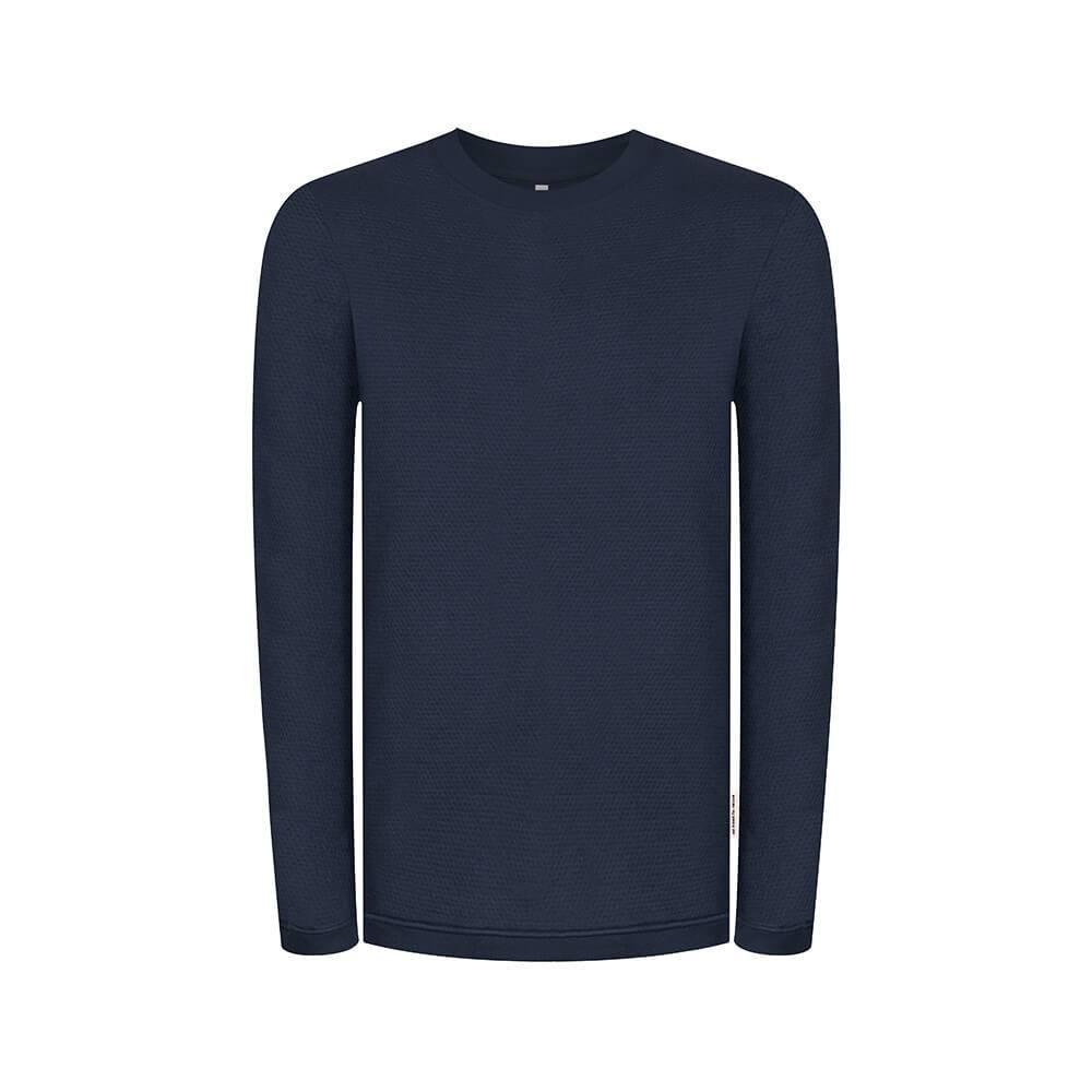 Doublefab Sweater Blue