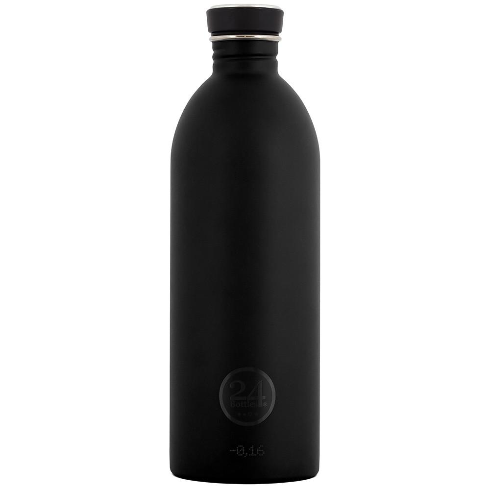 Urban Bottle StoneTuxedo Black 1L