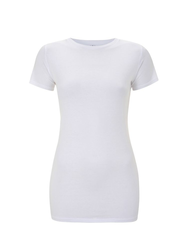 Womens Slim T-Shirt white