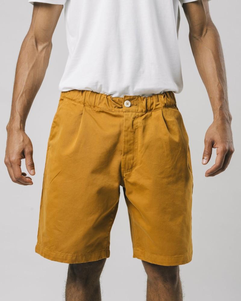 Short Men Inka Gold Oversized