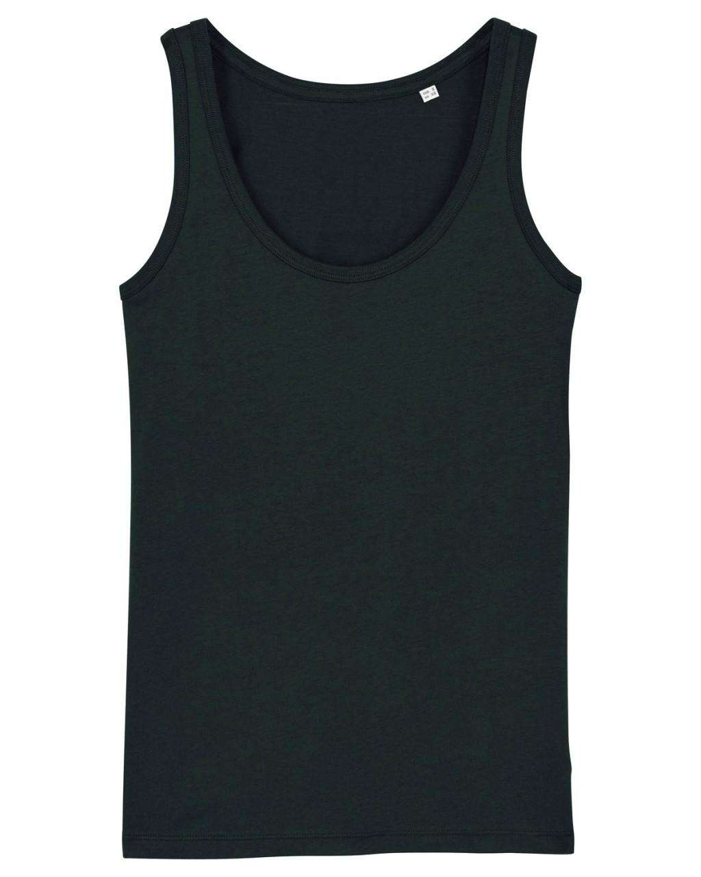 WS Regular Fit Tank Top black