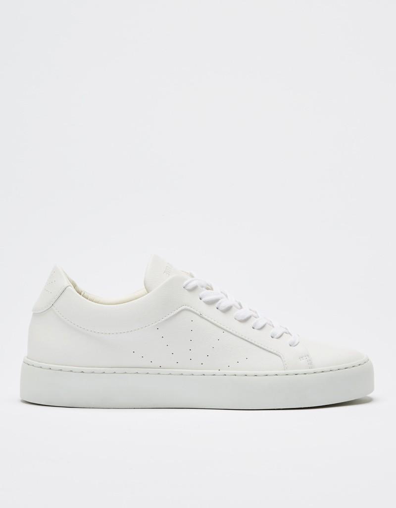 Laced Sneaker #gracia all white