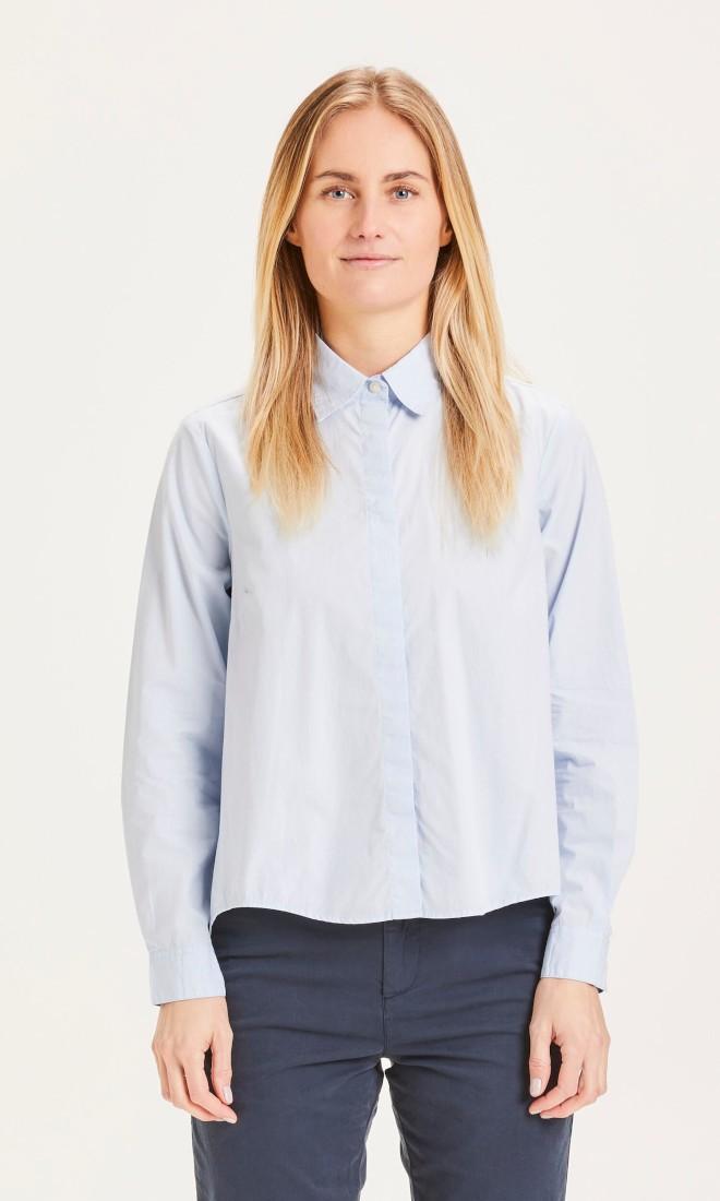 JACINTA A-shape shirt - Vegan Skyway