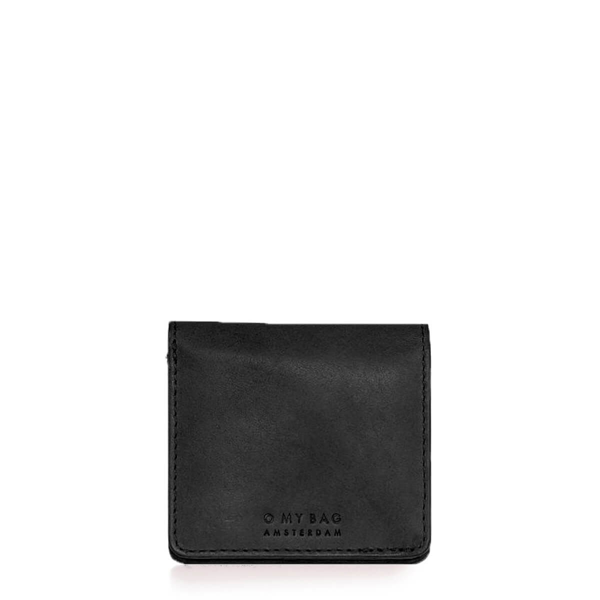 ALEX FOLDOVER WALLET - Eco-Classic Black