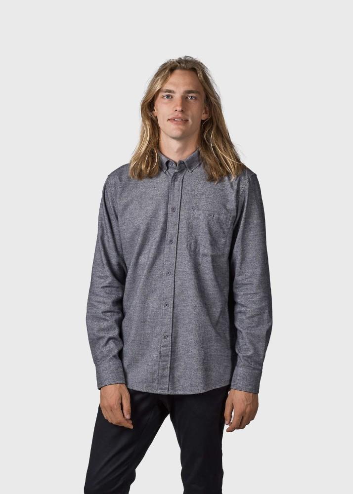 Benjamin lumber shirt Light grey
