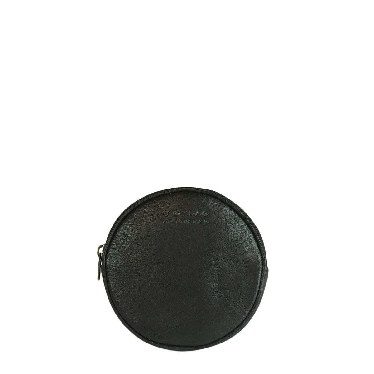 LUNA PURSE Eco-Midnight Black