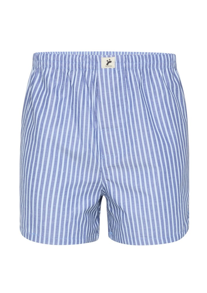 Boxershorts STRIPES blue / white