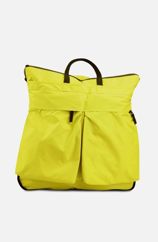 Tote Bag urban yellow/rhodamine