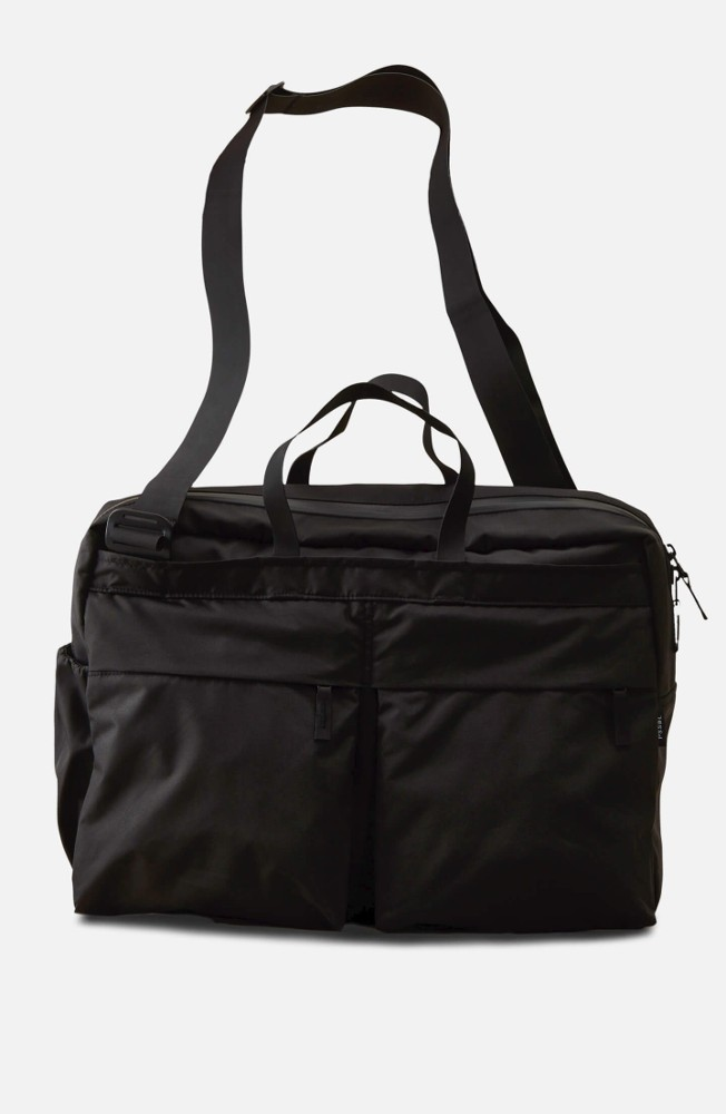 Courier Bag black/yellow