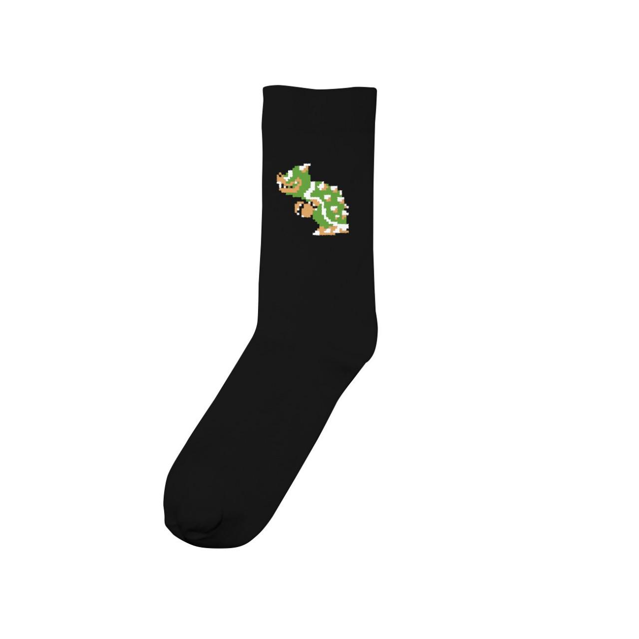 Socks Sigtuna Bowser Black