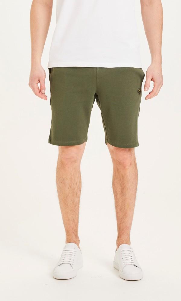 TEAK sweat shorts Forrest Night