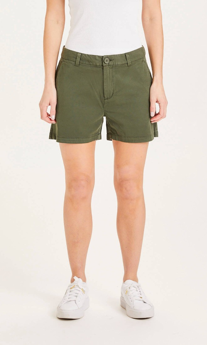WILLOW chino shorts Forrest Night