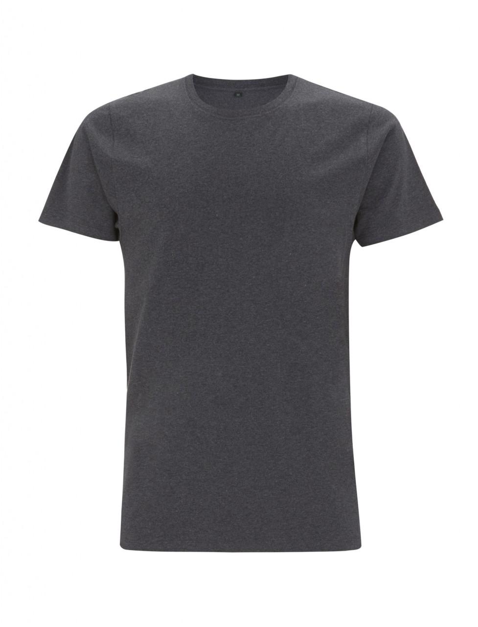 Earth Positive Unisex T-Shirt Melange black
