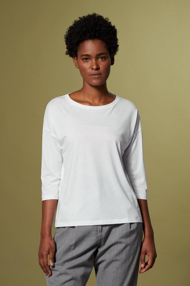 LICA halbarm T-Shirt bright white