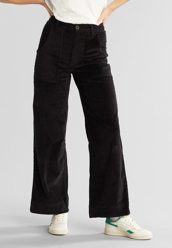 Workwear Pants Vara Corduroy Black