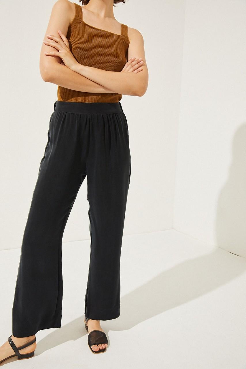 NATICA Pants black