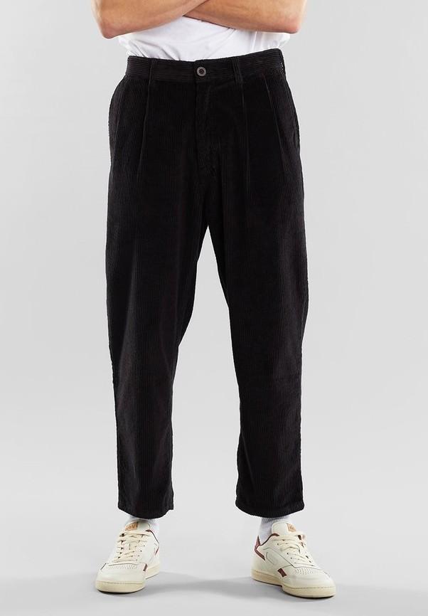 Pants Sollentuna Corduroy Black