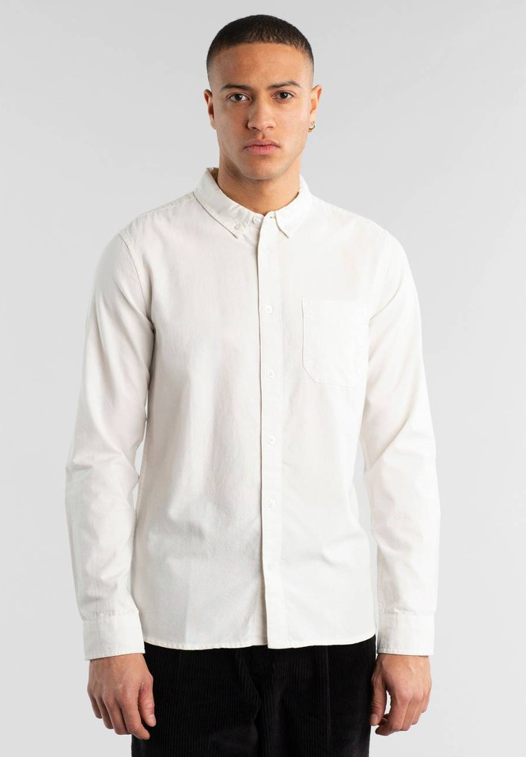 Shirt Varberg Oxford Off-White
