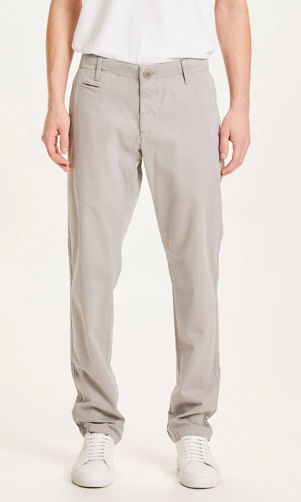 CHUCK regular stretched chino pant Alloy