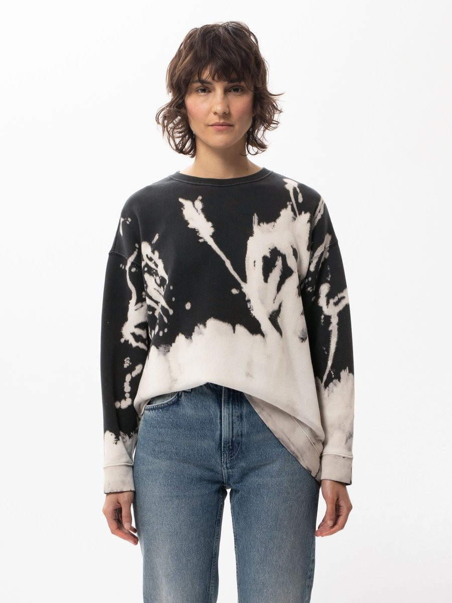 Bibbi Special Dye Sweatshirt Multi