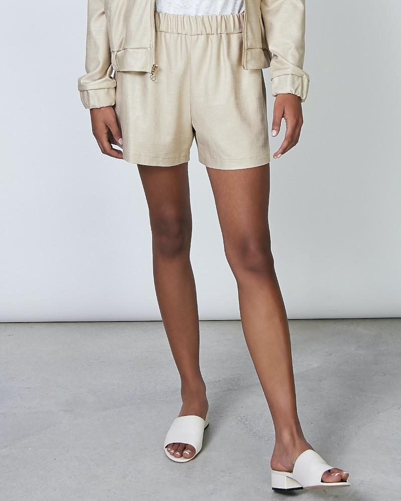 Shorts AREF golden blizz