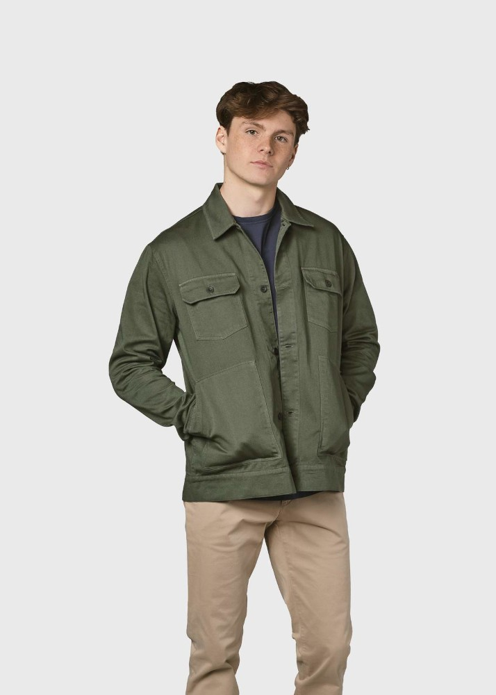 Niklas jacket Olive